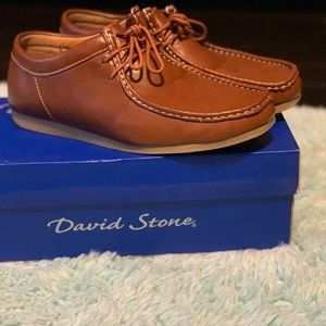 David Stone men's casual shoe